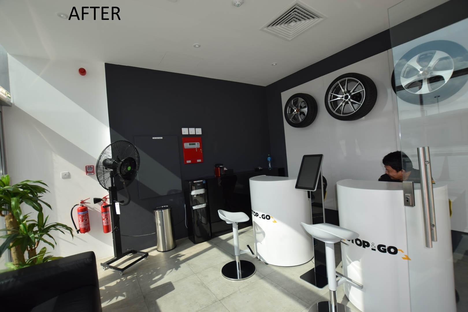 Stop & Go Tyre Shop