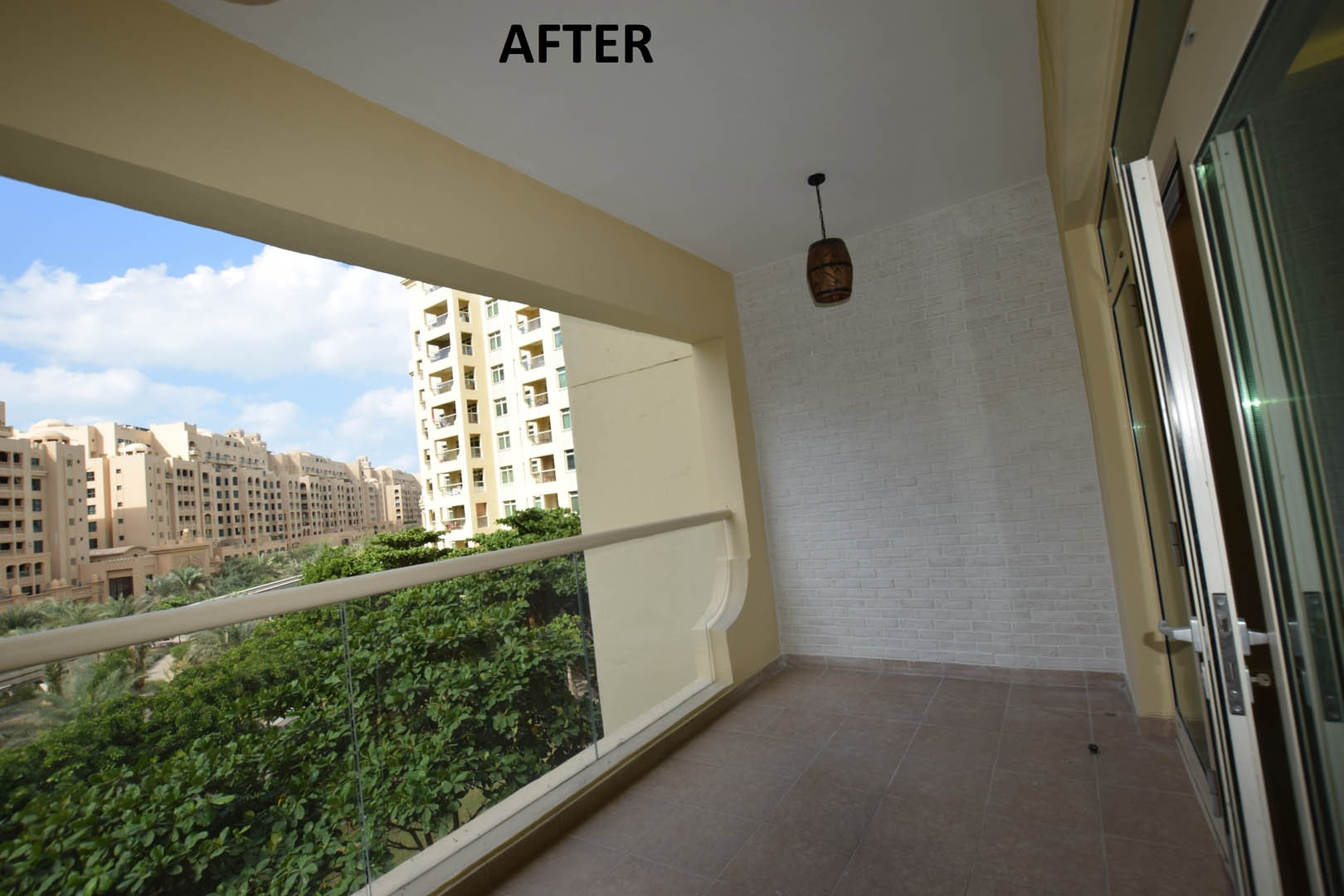 Apartment at shoreline residences