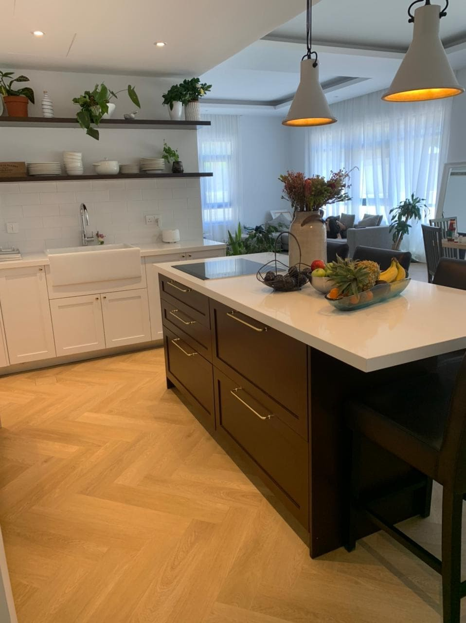 Greens 3 bedroom apartment renovation