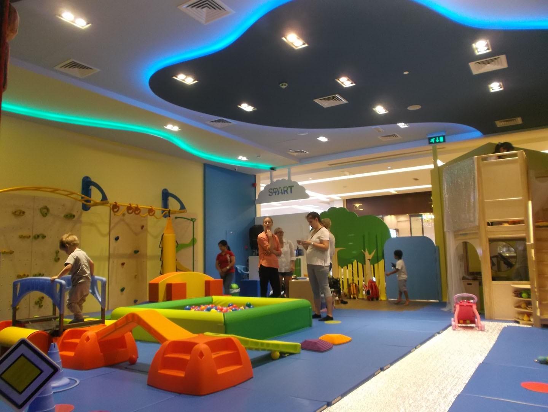 Kids Amusement Arcade at Sunset Mall