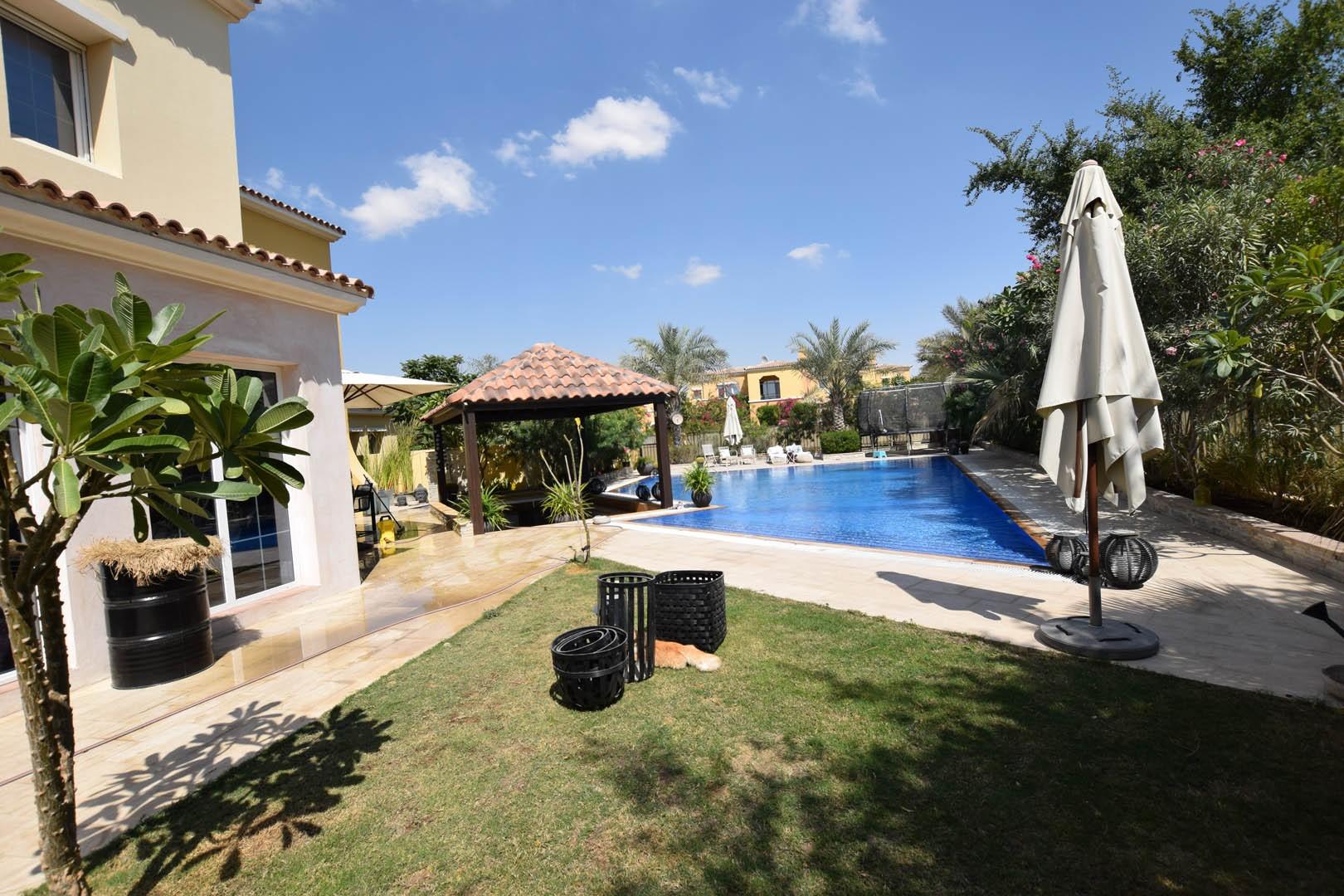 Villa at Palmera 3, Arabian Ranches